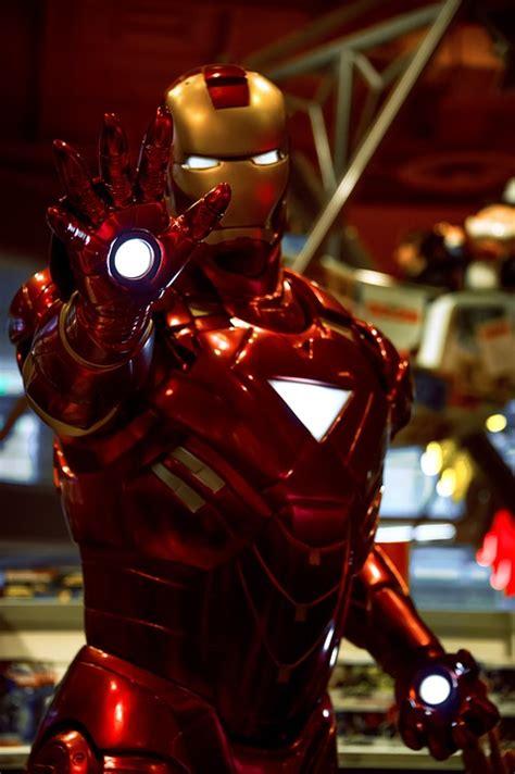 ironman hero  photo  pixabay