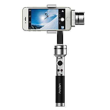 iphone stabilizer aibird uoplay 3 axis handheld universal smartphone steady