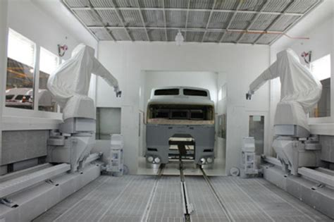 kenworth trucks bayswater drysys integrated industrial process systems project