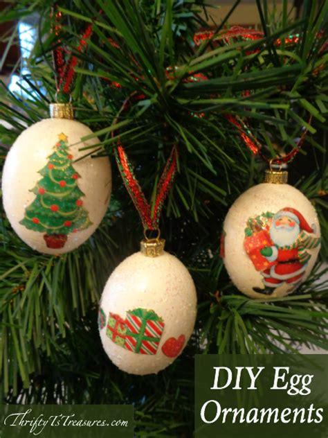 diy egg ornaments tshanina peterson