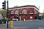 Tufnell Park Station - Tufnell Park Road N19 5BQ | Buildington