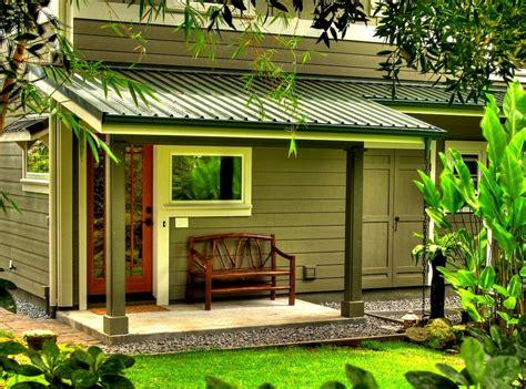 Luxury Zen Bamboo Bungalow, Japanese-tropical