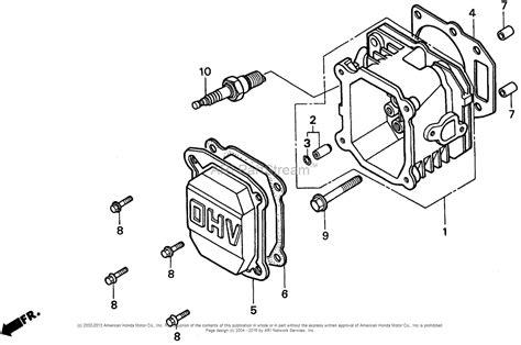 Honda Engines Gxv Nge Engine Usa Vin Gjab