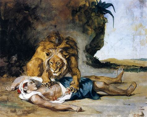 Painting The Lion Authority And Protofeminism In 'the
