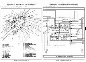 John Deere Repair Manual Gt225