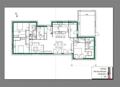 plan de maison plain pied 3 chambres gratuit plan maison plain pied 28 images plan de maison plain