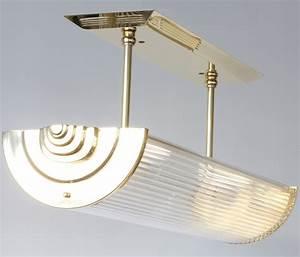 Art Deco Deckenleuchte : kurz abgeh ngte repr sentative art d co deckenleuchte 80 cm casa lumi ~ Sanjose-hotels-ca.com Haus und Dekorationen