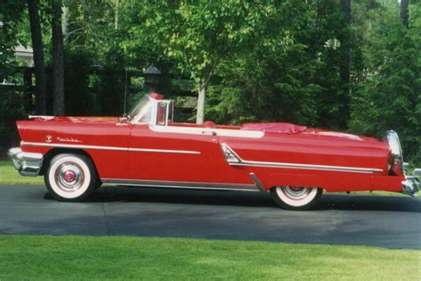 1955 MERCURY MONTCLAIR CONVERTIBLE 75016