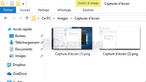 ordi de bureau asus faire rapidement une capture d 39 écran windows 10