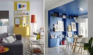 Lessiver Plafond Avant Peinture : conseils peinture pour agrandir une pi ce clair ou fonc ~ Premium-room.com Idées de Décoration