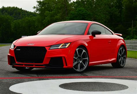 2018 Audi Tt Rs Us Spec First Drive Review Automobile