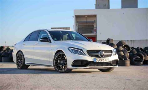 These Mercedes C63 AMG Sounds are Music to My Ears