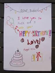 Happy Birthday Mom Card Ideas