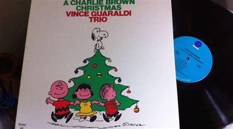 A Charlie Brown Christmas /// Vince