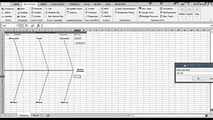 Cause And Effect  Fishbone  Diagrams And Spc For Excel