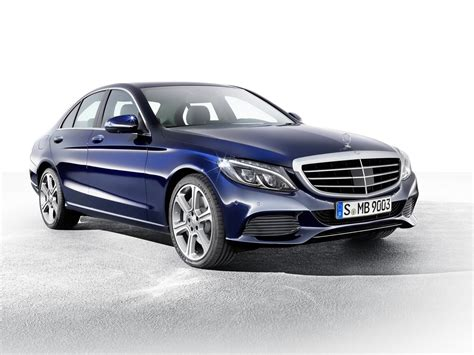 2014 Mercedes-benz C-class Revealed; Official