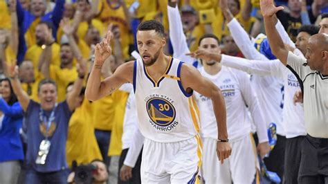 WATCH: Steph Curry posts first playoff triple-double in ...