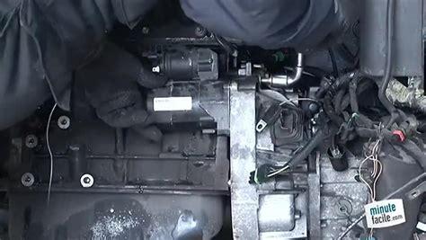 siege psa demontage demarreur mercedes 220 cdi sur les voitures