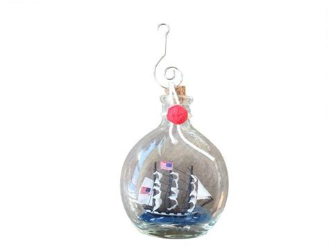 buy uss constitution model ship in a glass bottle