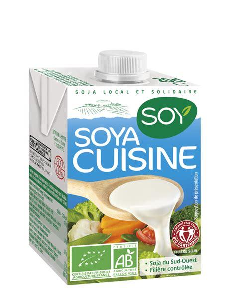 soya cuisine soy