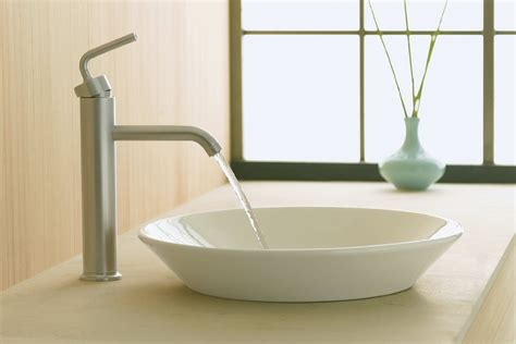Kohler Purist Vessel Height Faucet