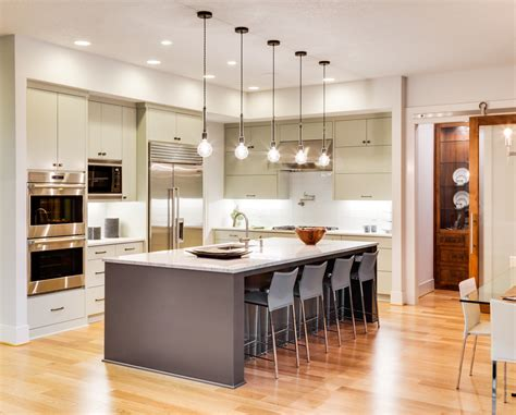 installing a kitchen island reconfiguring your kitchen layout start to finish