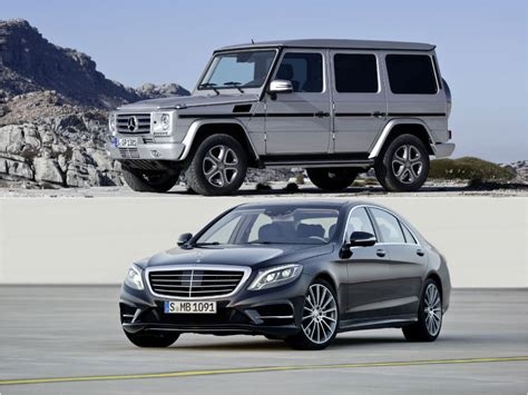 """Mercedes-benz S-class And G-class Are """"the Best Cars Of"""