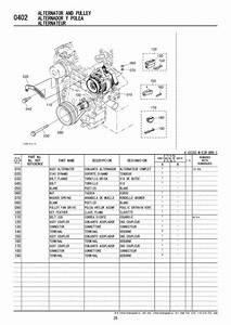 Parts For Kubota V2203