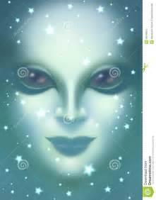 Digital Beautiful Alien Women