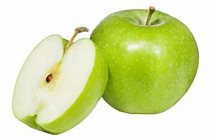 Green Apple Slice | www.pixshark.com - Images Galleries ...