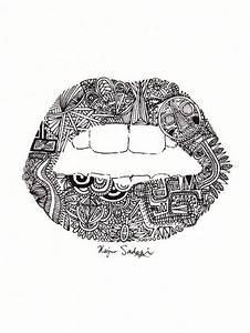 Tribal Print Drawing Tumblr | www.imgkid.com - The Image ...