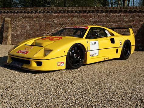 Drive home in a ferrari today from wide world ferrari! 1993 Ferrari F40 - LM Spec race car | Classic Driver Market