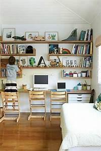 beaucoup de rangements en photos pour un bureau feng shui With couleur bureau feng shui 1 couleurs arqitecture