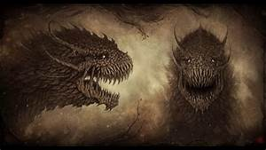 Dungeons And Dragons Lore  The Fang And Grey Dragon
