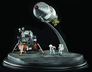 Nasa Apollo 11 Lunar Landing Diecast Model Urban Collector