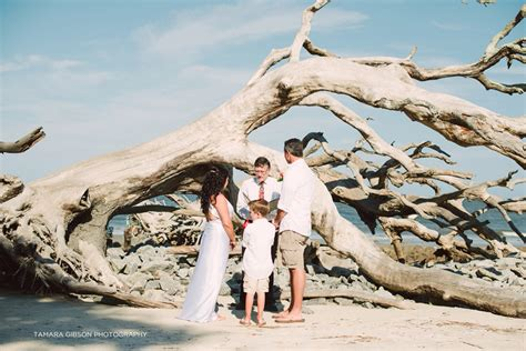 Jekyll Island Weddings Tamara Gibson Photography St