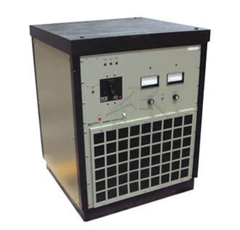Low Voltage High Current Power Supplies Advanced