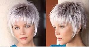 Coupe Courte Tendance 2019 : tendance coiffure courte 2019 ~ Dallasstarsshop.com Idées de Décoration