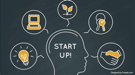 Start It Up 5 steps to building a startup