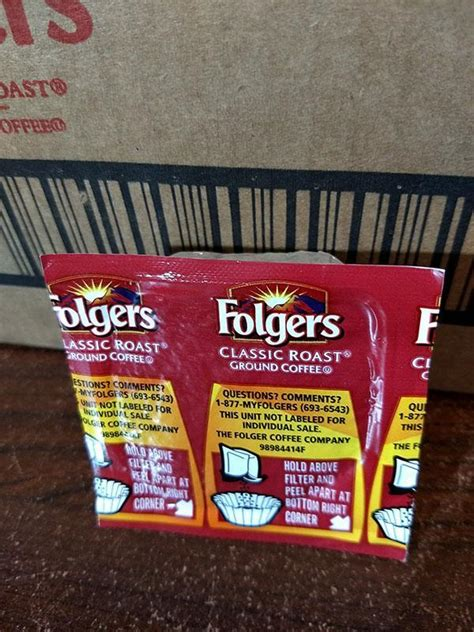 The % daily value (dv) tells you how much a nutrient in a serving of food contributes to a daily diet. Folgers Coffee Nutrition Label