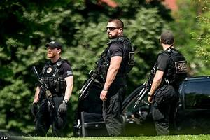 Secret Service shoot armed man outside the White House and ...