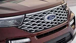 2020 Ford Explorer Debuts With Rear