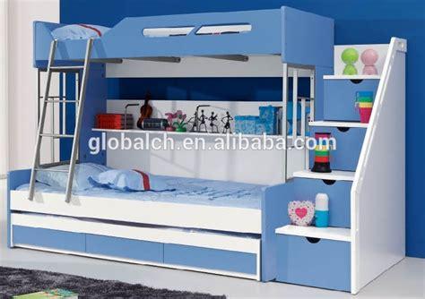 enfants meubles lits superpos 233 s avec tiroirs et escaliers lit d enfant id de produit 60240131376