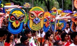 mirror of bangladesh celebrating pohela boishakh in bangladesh