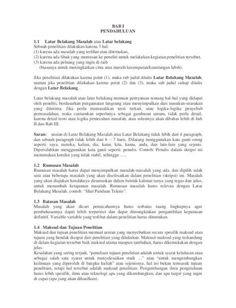 17+ Contoh Makalah yang Baik dan Benar & Cara Membuat Lengkap