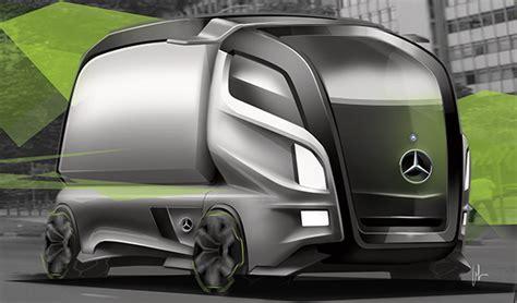 Mercedesbenz Struktur Accelo Concept 2020 On Behance