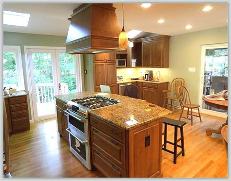 kitchen island stove top kitchen islands with stove top and seating wow