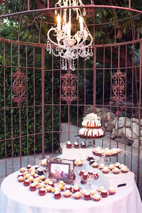 rustic chic wedding at maravilla gardens junebug weddings
