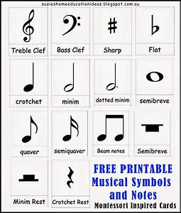 Introducing Musical Symbols and Notes | Learn music, Music ...