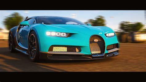 I hope it makes it to the future games. Bugatti Chiron - Forza Horizon 4 - PC Gameplay - YouTube
